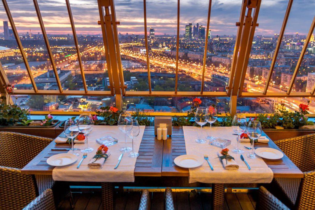 Где поесть на День города