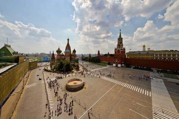 Забронировать экскурсию по крышам Москвы