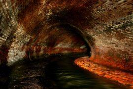 Экскурсия c диггером по подземной реке Неглинке