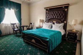 Отдых в отеле Nabat Palace 5
