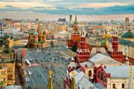 Экскурсия по крышам Москвы
