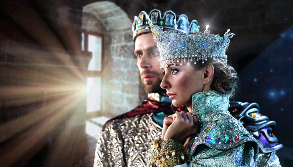 Мюзикл на льду «Руслан и Людмила» в Москве 2018