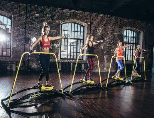 Абонемент в фитнес студию Slide & Fit