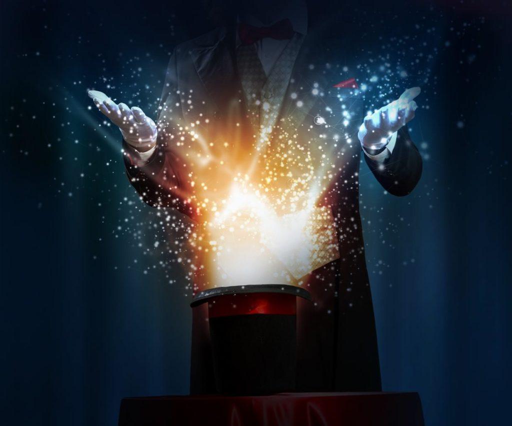 Большое шоу иллюзий в Цирке чудес