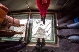 Экскурсия-квест на Останкинской башне «Репортаж на высоте»