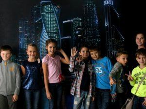 Экскурсия-квест для детей от 10 до 18 лет в Москва-Сити