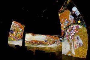 выставка Климт Ожившие полотна