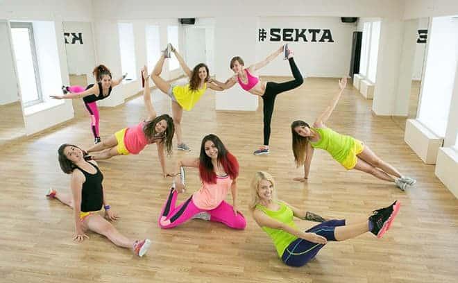 Абонемент в школу идеального тела #SEKTA