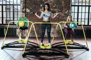 Фитнес студия Slide & Fit