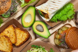 Фастфуд-ресторан здорового питания Green Point