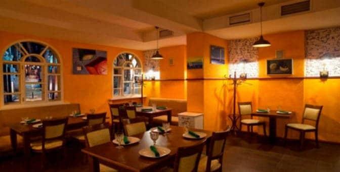 Кафе-бар «Пиатто»