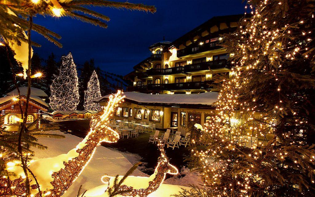 Новый год в отеле Alliance Greenwood Hotel
