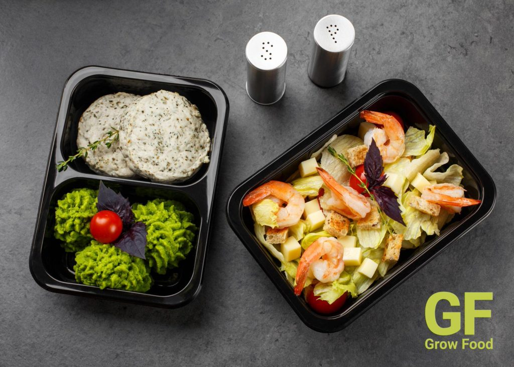 Спортивное питание на дом от Grow food