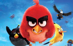 Новогоднее шоу «Angry Birds: спасти Новый год»