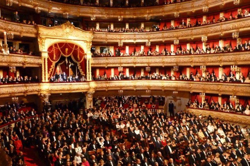 Заказать экскурсию в Большой театр: взгляд из-за кулис