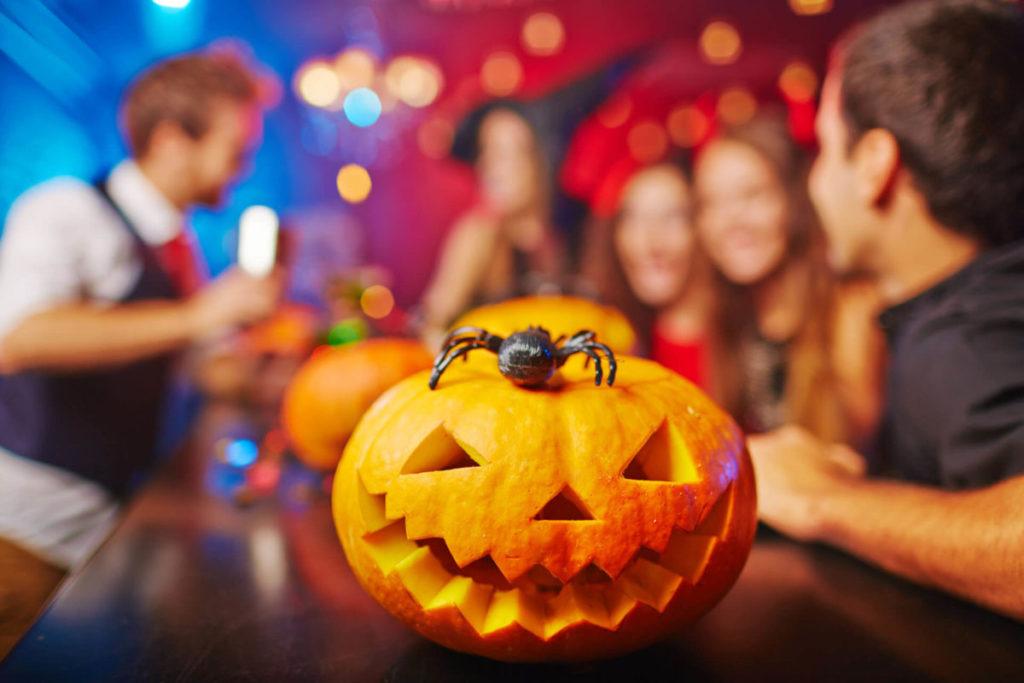 Развлечения на Хэллоуин в Москве: мероприятия и активности