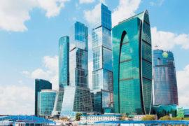 Новогодняя экскурсия по Москва-Сити