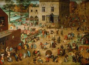 Мультимедийная выставка «Питер Брейгель.Перевернутый мир»