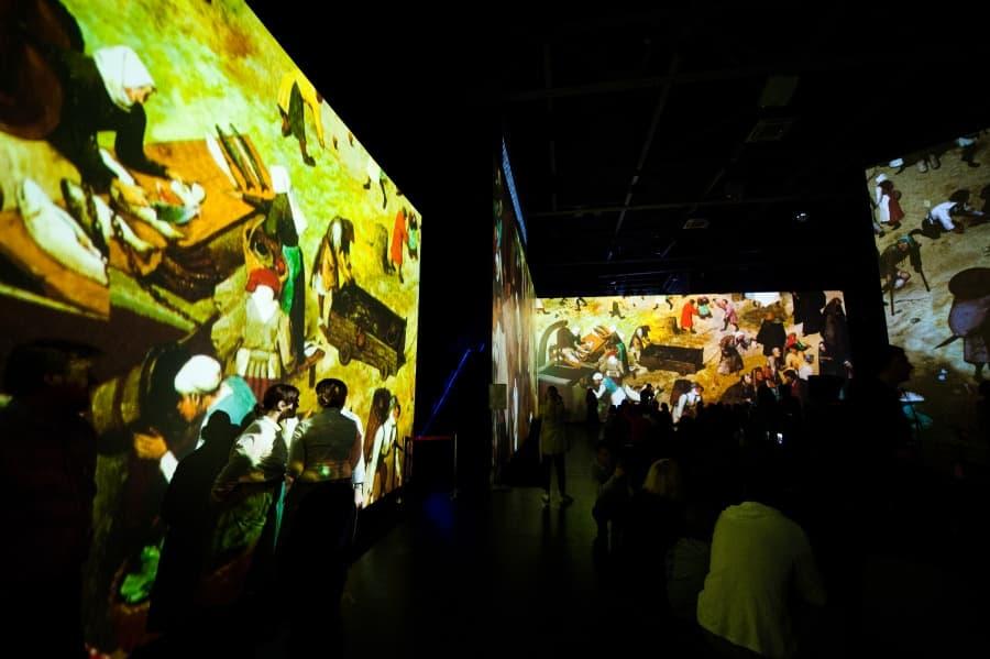 Билеты на выставку «Питер Брейгель.Перевернутый мир»