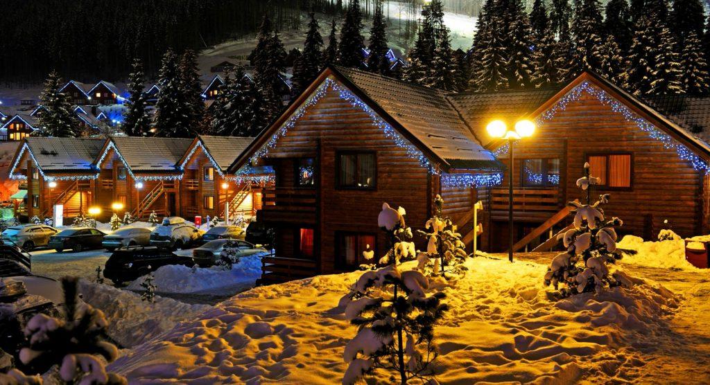 Купон на новогоднюю шоу-программу в отеле Alliance Greenwood Hotel