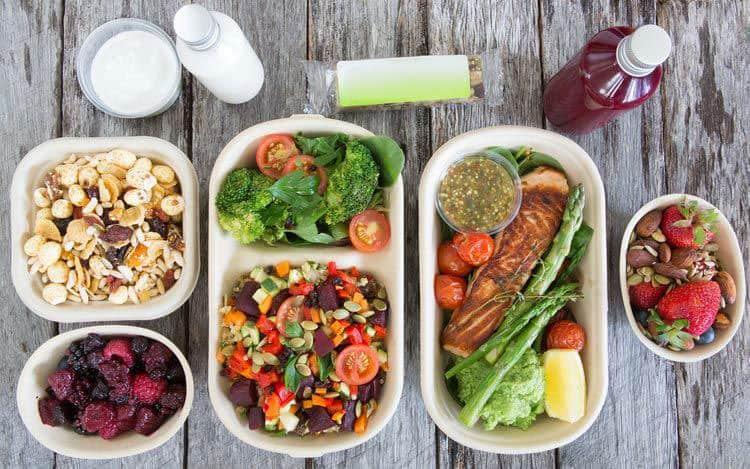 Доставка правильного и здорового питания премиум класса