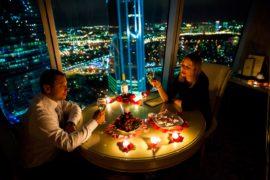 Купон на романтическое свидание в Москва-Сити