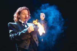 Цирковое иллюзионное шоу 12 чудес