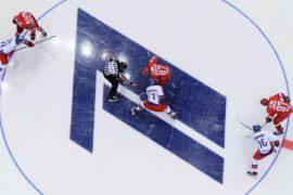 Хоккей Кубок первого канала 2018