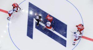 Хоккей Кубок первого канала 2017