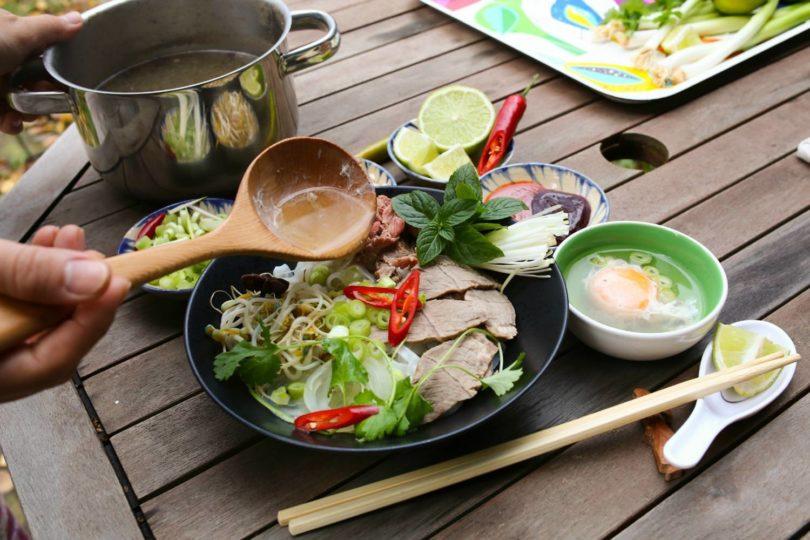 Вьетнамский ресторан «ВьетNam»