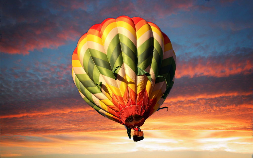 полет на воздушном шаре в москве