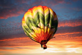 Полет на воздушном шаре в Москве от клуба Best Flight