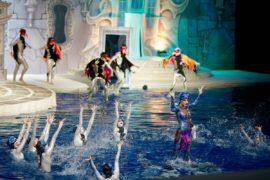 Цирковое шоу Пираты подземного моря