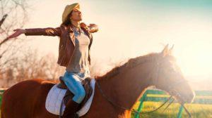 Уроки верховой езды