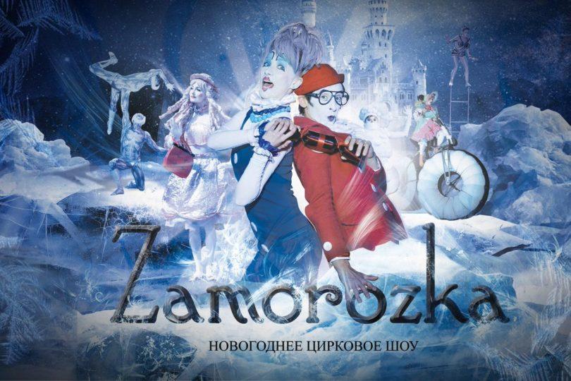 Билеты на Новогоднее цирковое шоу Zamorozka