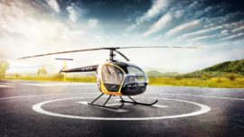 Экскурсия на вертолете от компании «Авиа Парт»