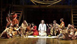 Спектакль Иисус Христос — суперзвезда