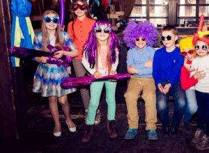 Новогодняя вечеринка для детей