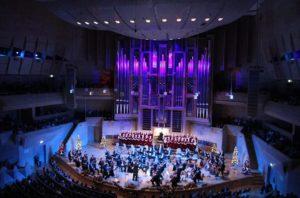Гранд Орган Christmas Gala