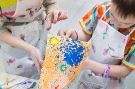 Творческие мастер-классы для детей