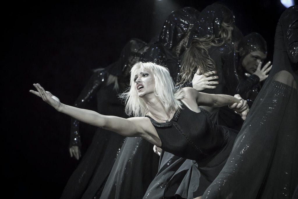 Билеты на Todes - Танцуем любовь