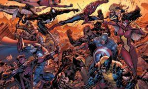 Интерактивная выставка Marvel в Москве