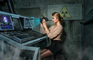 Квест «Конец света: Атомный реактор»