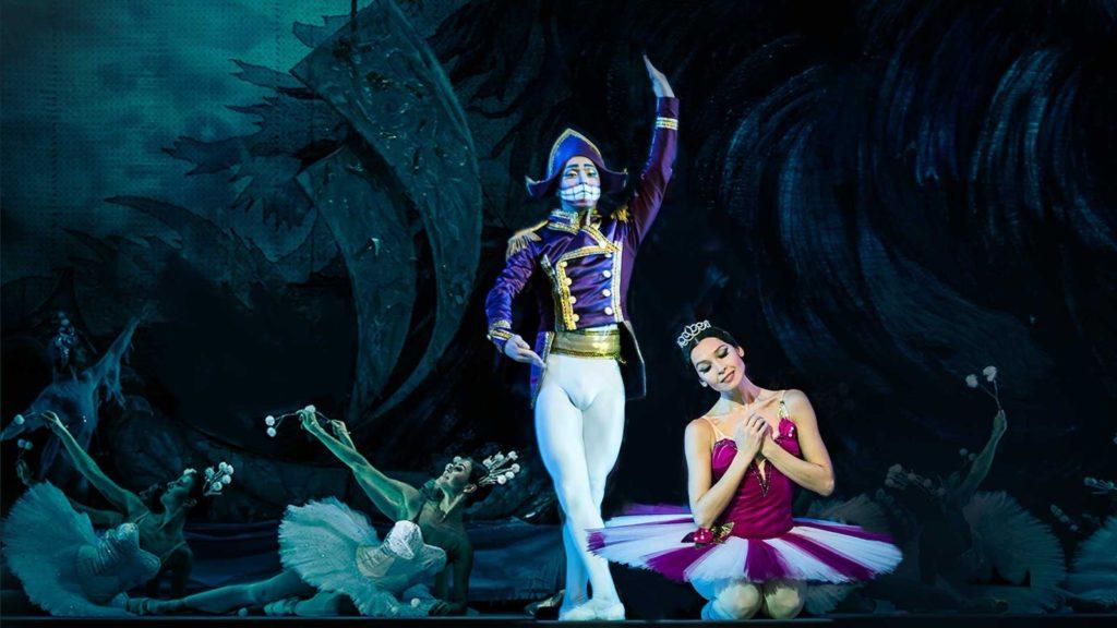 балет Щелкунчик в Кремле