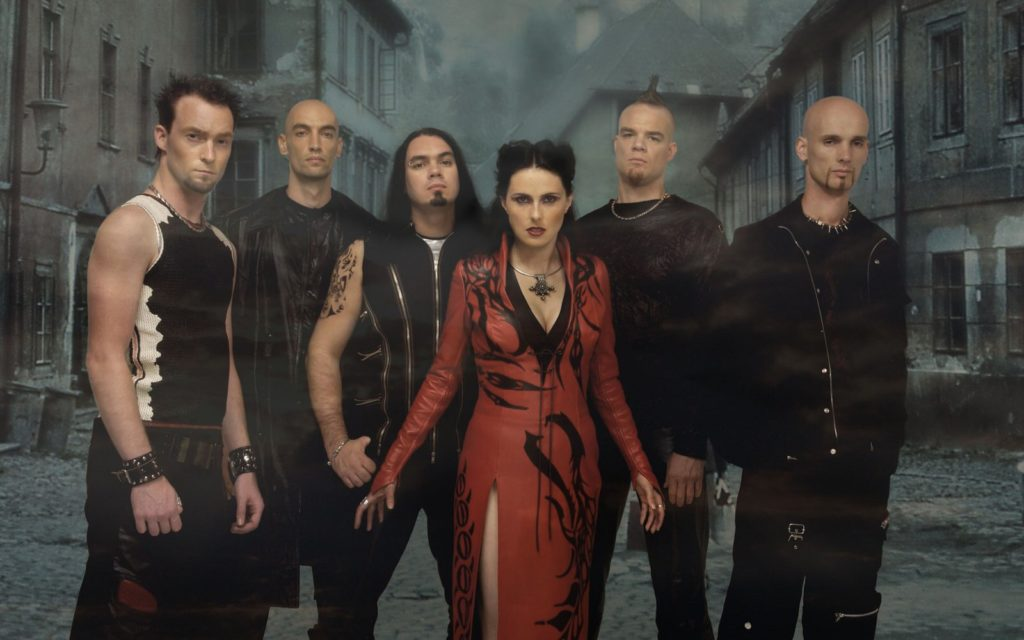 Концерт Within Temptation