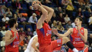 Баскетбол ЦСКА - Евролига