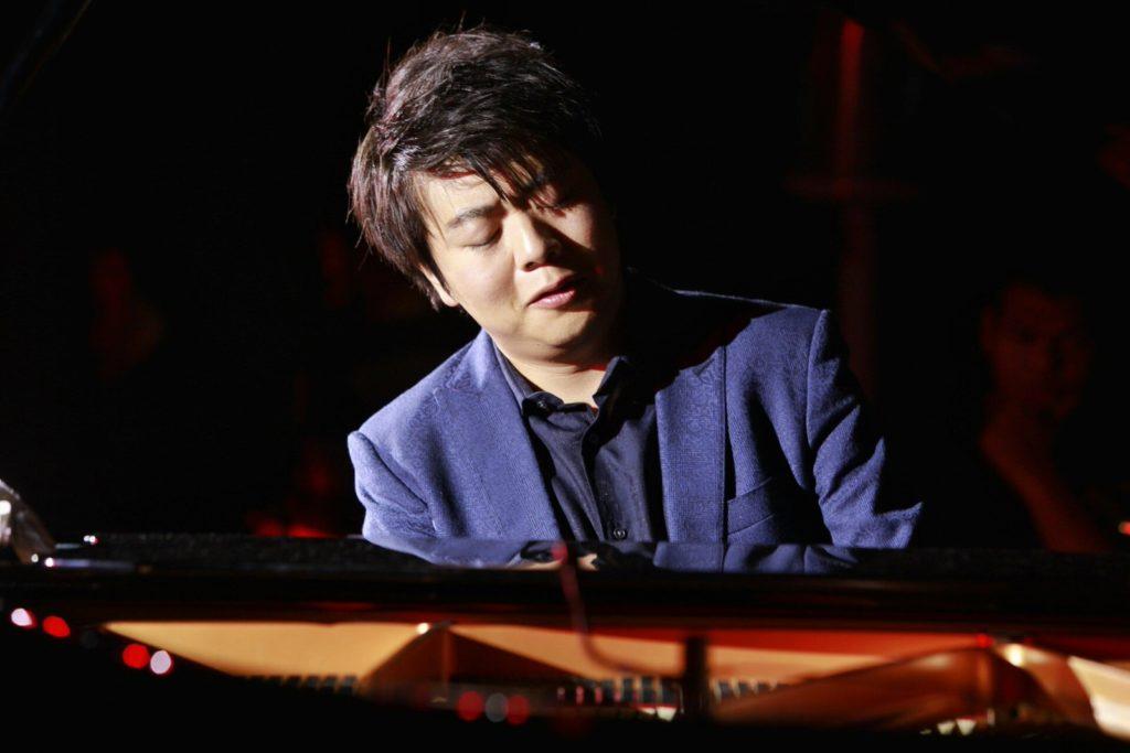 Концерт Ланг Ланг в Москве
