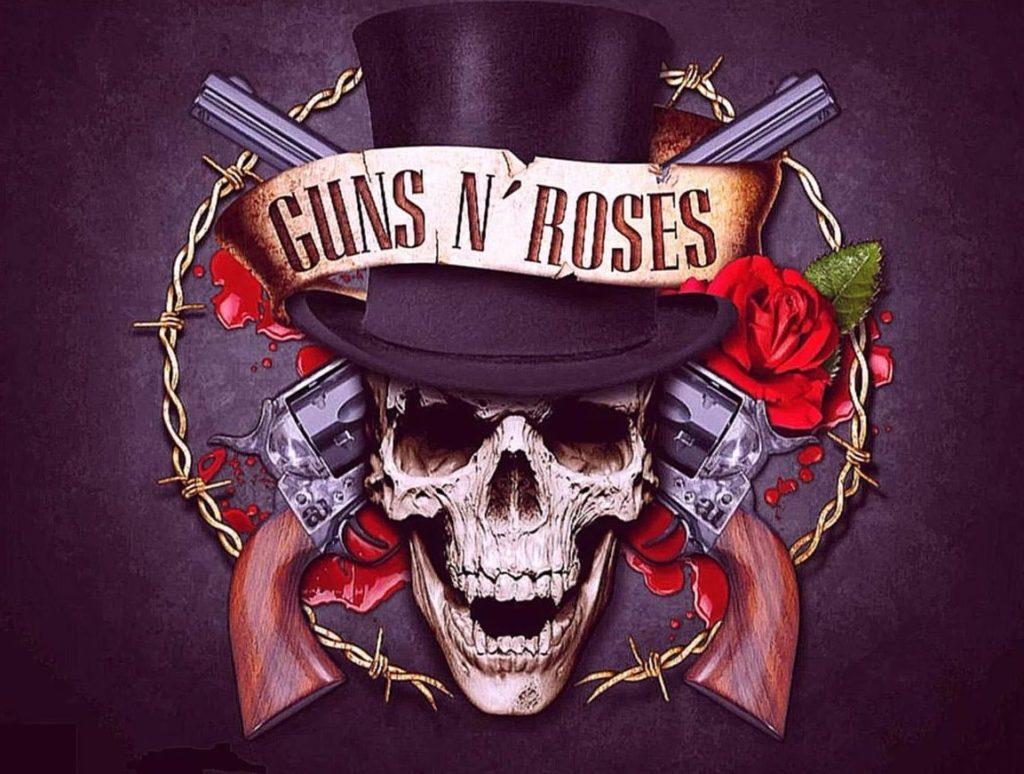 Концерт GUNS N' ROSES