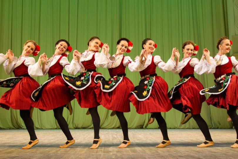 Ансамбль народного танца имени Игоря Моисеева