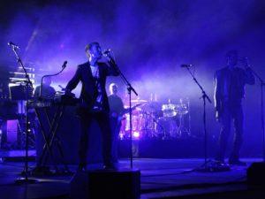 Концерт Massive Attack